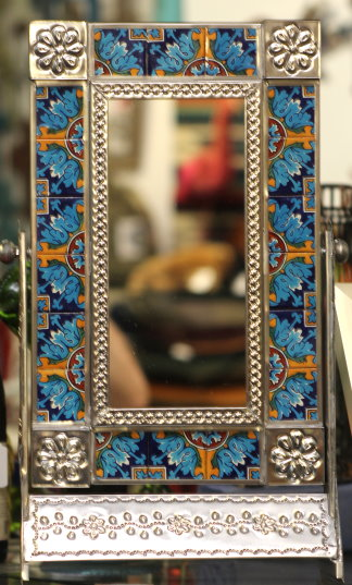 Beautiful mirror at Old Town Emporium