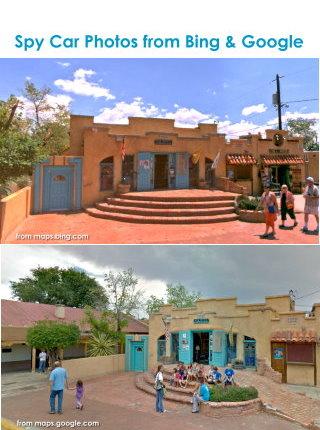 Old Town Emporium Google Street View Bing Street View